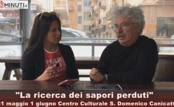 La ricerca dei sapori perduti, 31 maggio 1 giugno, Centro Culturale S  Domenico Canicattì