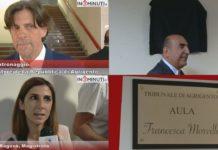 Intitolata una aula del Tribunale civile alla memoria di Francesca Morvillo, 23 maggio 2019
