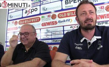 Fortitudo Agrigento, bilancio stagione 2019, Totò Moncada e Cristian Mayer, INTEGRALE