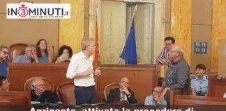 """Agrigento, si """"spera"""" nel riequilibrio finanziario pluriennale, Nello Hamel, VIDEO 11 6 19"""