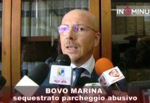 BOVO MARINA, sequestrato parcheggio abusivo di 5.000m² e restituito ai cittadini