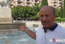 """""""vorremmo ripristinare il MONUMENTO AI CADUTI"""", Giuseppe Di Rosa Mani Libere"""