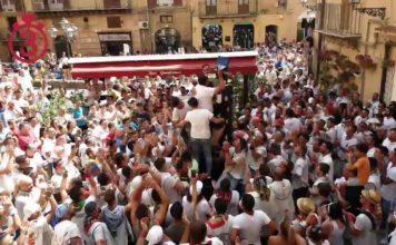 San Calogero 2019  Piazza Purgatorio 8 #SanCalogero2019 #ecchiamamuAcuNaiuta #evvivaSanCalò