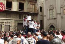 San Calogero 2019  Via Atenea – Camera di Commercio 9 #SanCalogero2019 #ecchiamamuAcuNaiuta #evvivaS