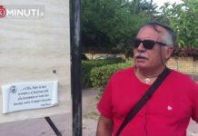La villetta comunale dedicata al marinaio empedoclino Domenico Schillaci
