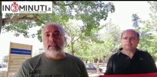 1° giorno formazione per i neo assunti Navigator siciliani, Sandro Cardinale USB  📹 VIDEO