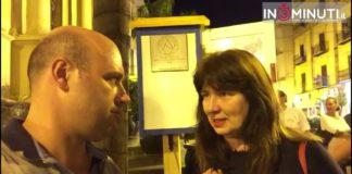 2° Memorial Marco Ferrera, il sindaco Ida Carmina al microfono di Danilo Verruso 📹VIDEO