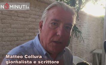 VI edizione Caffè letterario, Matteo Collura, Sciascia, Camilleri, Politica, Europa📹VIDEO
