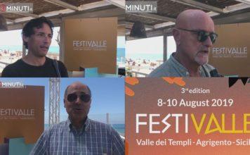 FestiValleda oggi 8 agosto, nella Valle dei Templi, la 3^ edizione, Vita, Fattori, Lo Pilato 📹Video
