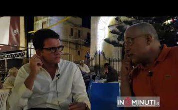 Ecco perché mi candido, Marco Zambuto al microfono di Camillo Bosio