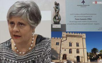 PREMIO ACAMANTE E FILLIDE, Castello Ducale Colonna,18 ottobre 1630, Rosa Maria Corbo, 📹VIDEO