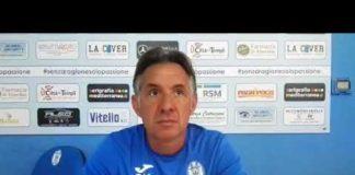 Canicattì vs Akragas sul neutro di Ravanusa, Corrado Mutolo 📹VIDEO