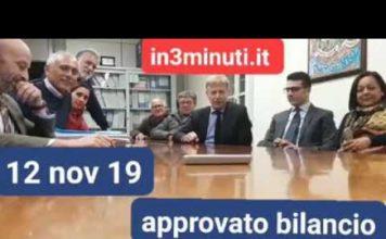 Agrigento 12 nov, la giunta approva il bilancio e stabilizza tutti i lavoratori. 🎬 Video ricevuto