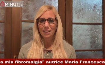 7^ storia la mia fibromalgia autrice Maria Francesca, ogni mercoledì su in3minuti it con Giusy Fabio
