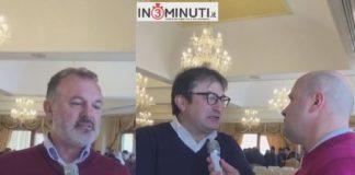 CAMBIAMO LA CITTA' PER NON CAMBIARE CITTA', gli organizzatori Maurizio Saia e Giuseppe Aiello 📽VIDEO