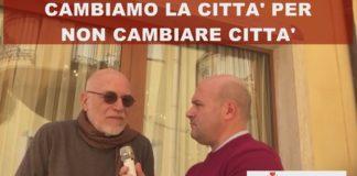 CAMBIAMO LA CITTA' PER NON CAMBIARE CITTA' Vittorio Alessandro, Contrammiraglio in congedo CC PP 📽