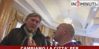 CAMBIAMO LA CITTA' PER NON CAMBIARE CITTA',  Maurizio Cimino ex pres Cons Com Porto Empedocle 📽VIDEO