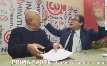 Giuseppe Aiello replica all'assesore Conigliaro, prima parte, domani 21 gennaio la seconda 📽VIDEO