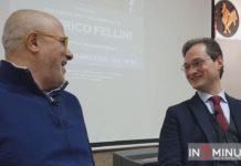 """Beniamino Biondi ieri ha """"raccontato"""" Federico Fellini, da una idea di Alfredo Prado 📽VIDEO"""