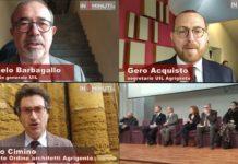 """""""Crisi socio economica ed isolamento infrastrutturale della provincia agrigentina"""" Barbagallo 📽VIDEO"""