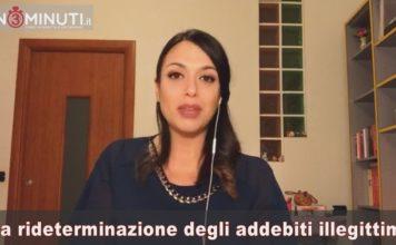 """""""La rideterminazione degli addebiti illegittimi"""", rubrica di Ilaria Cappello, VIDEO n.2🎥"""