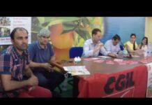 Campagna contro lo sfruttamento in agricoltura in Sicilia promossa da Flai Cgil 🎥video
