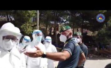 """""""Condizioni dell'hotspot di Lampedusa disumane"""" Musumeci"""